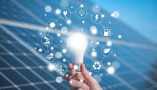Solar power sustains life